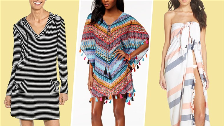 ca272df8ee14d Beach season is here, and that means going bathing suit ping. But that's  only part of scoring a truly sun-tastic ensemble. To complete your seashore  style, ...
