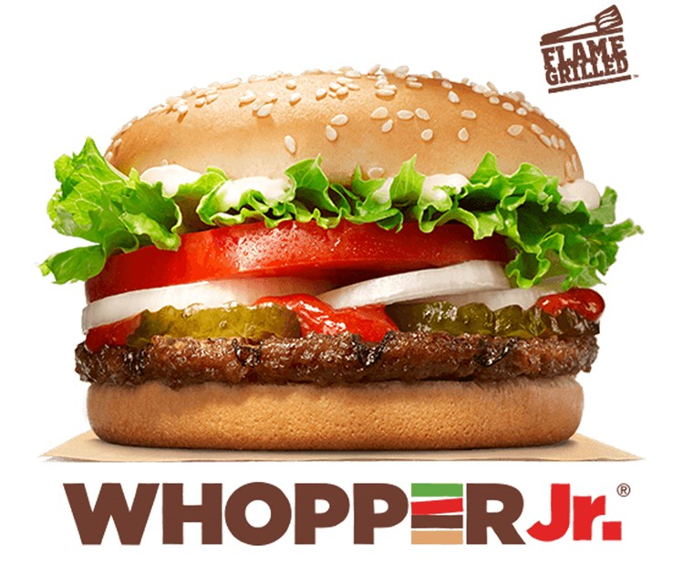 Burger King Whopper Jr.