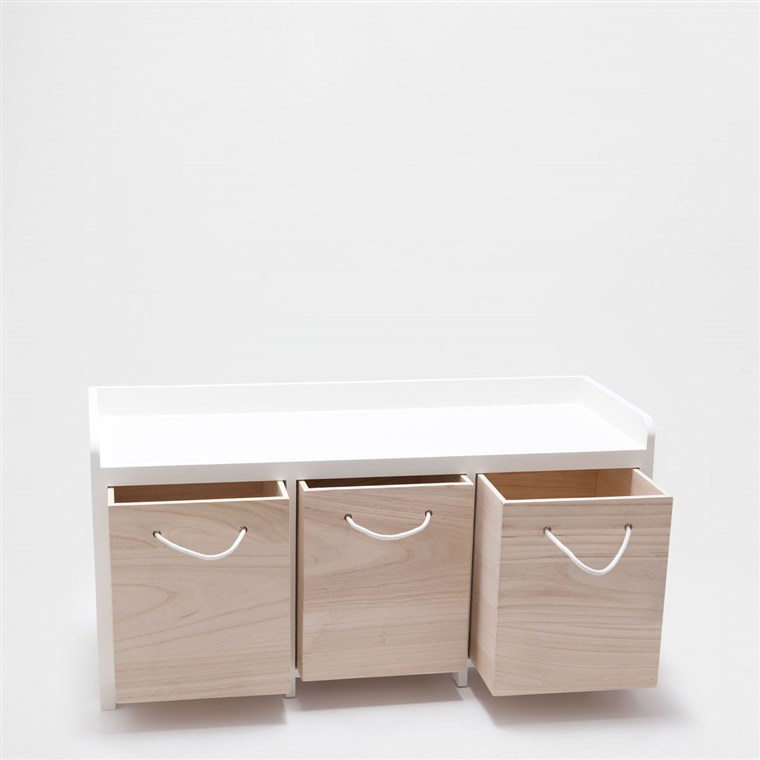Stoel With Drawers