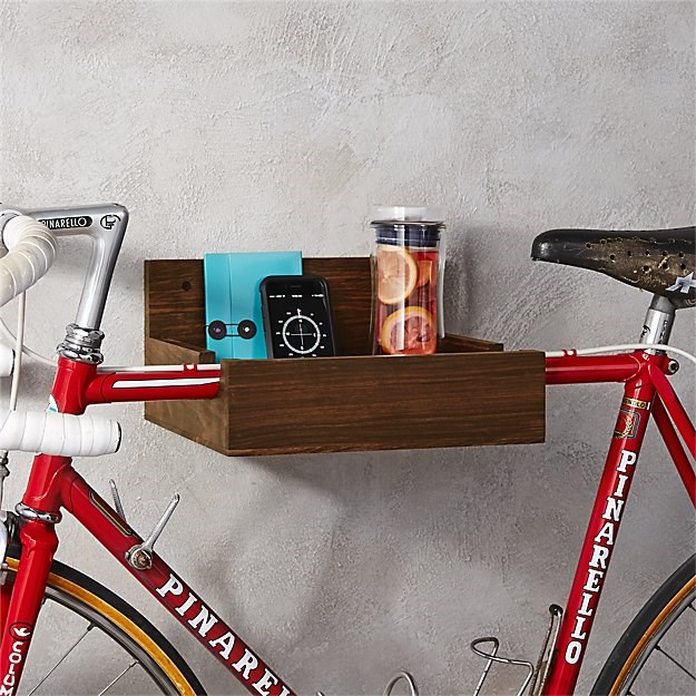 Hout Bike Storage