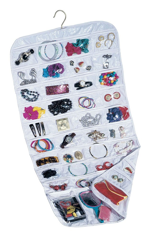 opknoping 80 Pocket jewelry Organizer