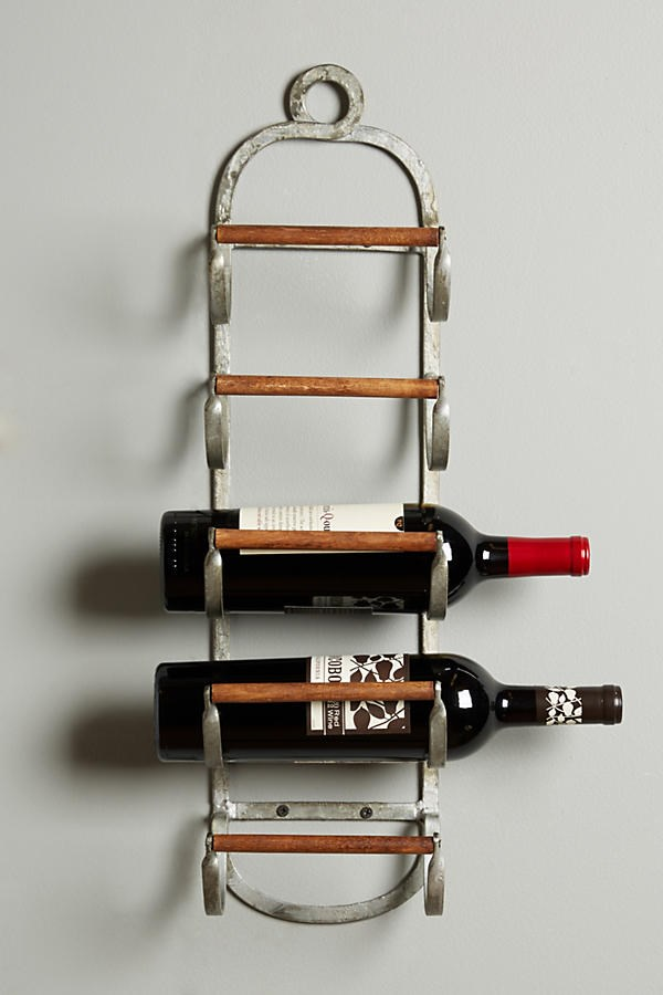 Muur Mounted Wine Rack