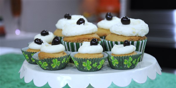 Iers Coffee Cupcakes