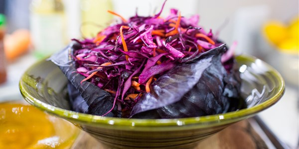 Flavor-Pakket Asian Slaw
