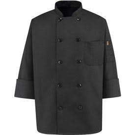 Chef Designs Custom Embroidered Classic Chef Coat