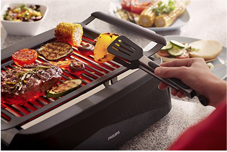 Phillips Smoke-less Indoor Grill