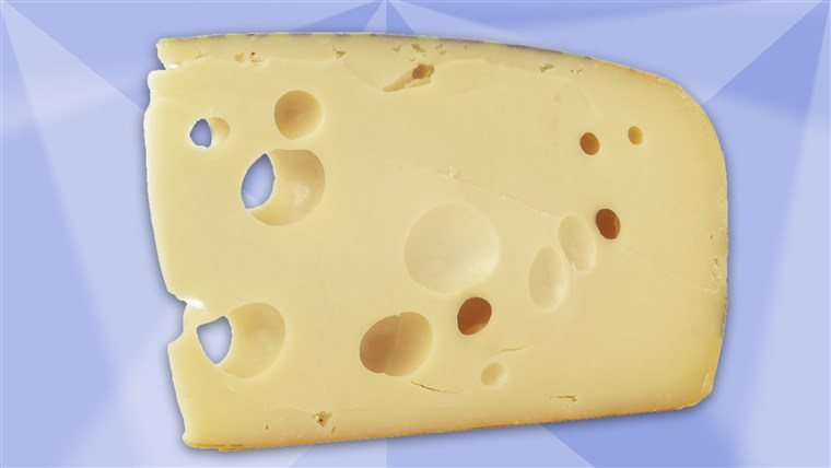 onderzoekers found Swiss cheese might be a superfood.