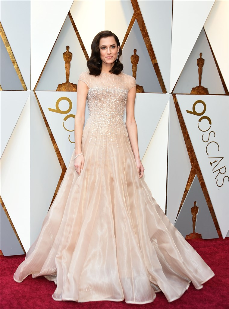 Allison Williams Oscars