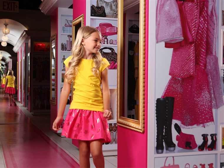 The Barbie Dreamhouse Experience has opened in Sunrise, Fla., to the delight of young and old Barbie fans.