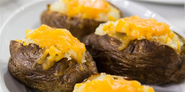 Al Roker's Baked Potatoes