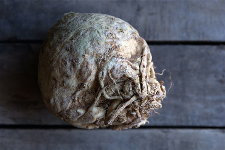 Bagaimana to cook with celery root