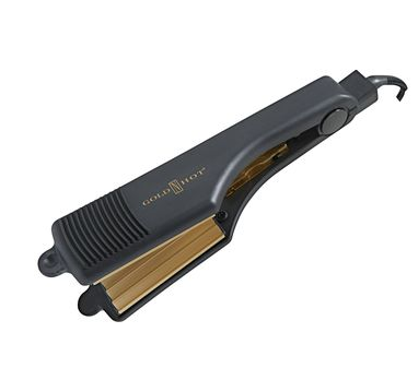 Goud 'N Hot Professional Crimping Iron