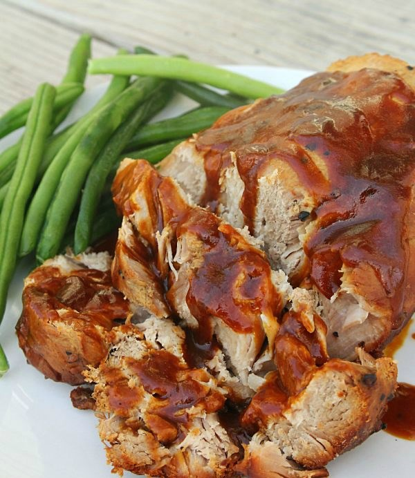 Slow-Cooker Company Pork Roast