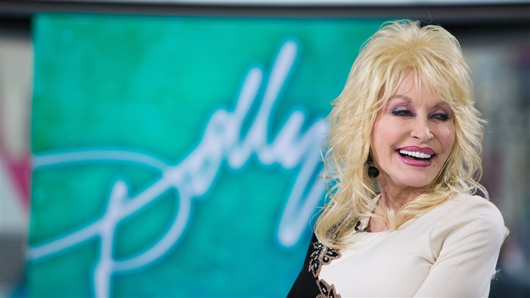 Dolly Parton on TODAY