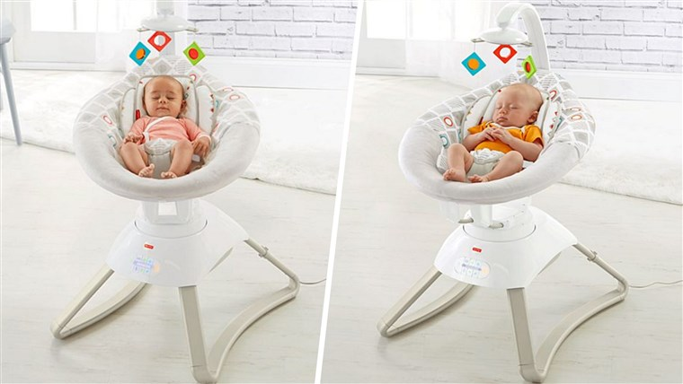 Fisher Price Recalls Infant Motion Seat