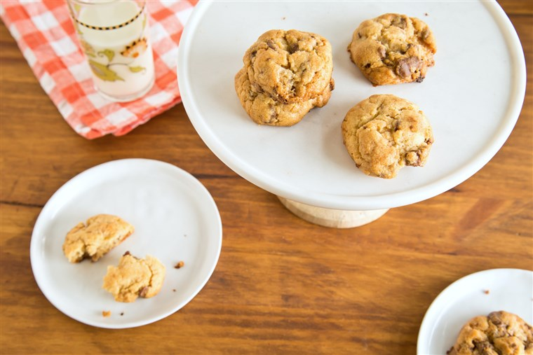 Make-Ahead Freeze-and-Bake Cookies