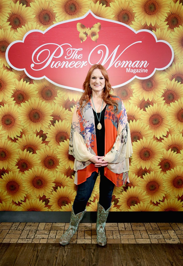 De Pioneer Woman Magazine Celebration with Ree Drummond