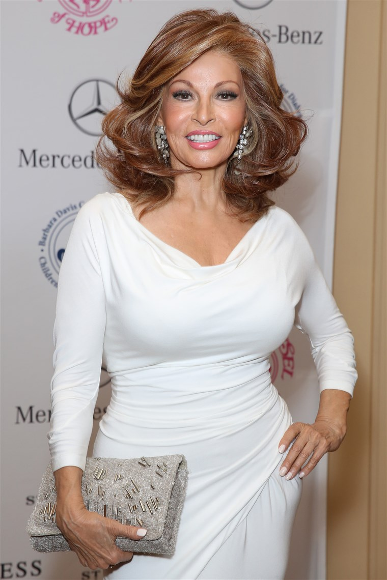 Raquel Welch at the Mercedes-Benz Presents The Carousel Of Hope Ball Benefitting The Barbara Davis Center For Diabetes