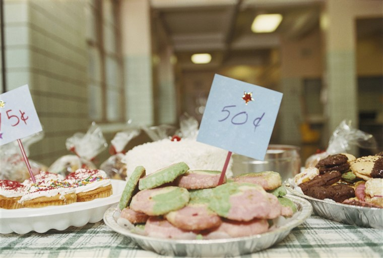 Bilde: Stall at a Bake Sale
