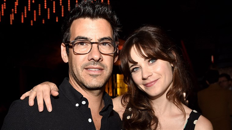 HET DOSSIER: Zooey Deschanel and Jacob Pechenik, Married and Have Welcomed a Baby Girl Premiere Of Roadside Attractions'