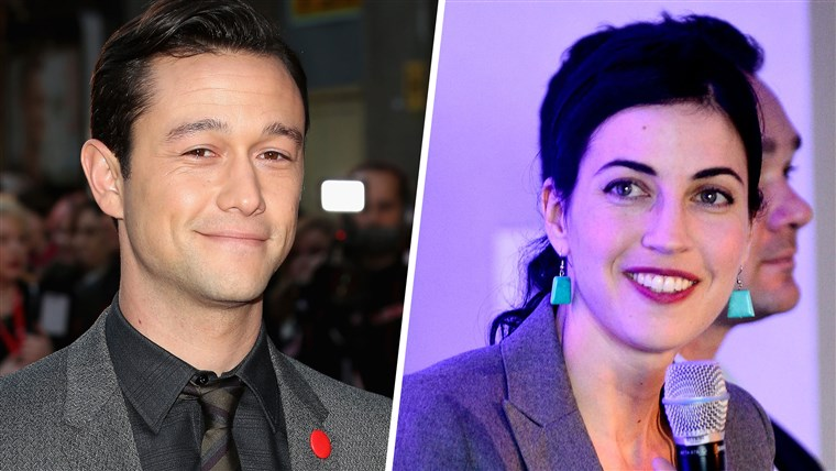 Gefeliciteerd are in order for actor Joseph Gordon-Levitt and his wife, Tasha McCauley.