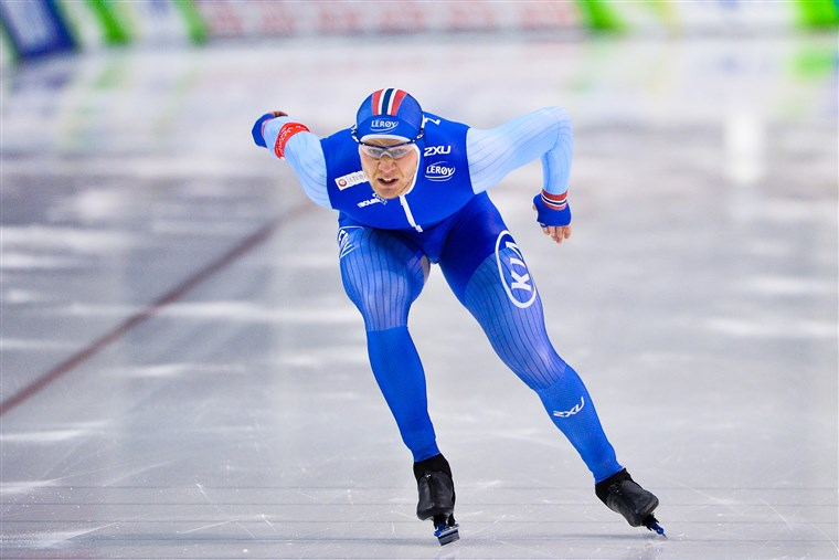 ISU World Cup Speed Skating - Salt Lake City
