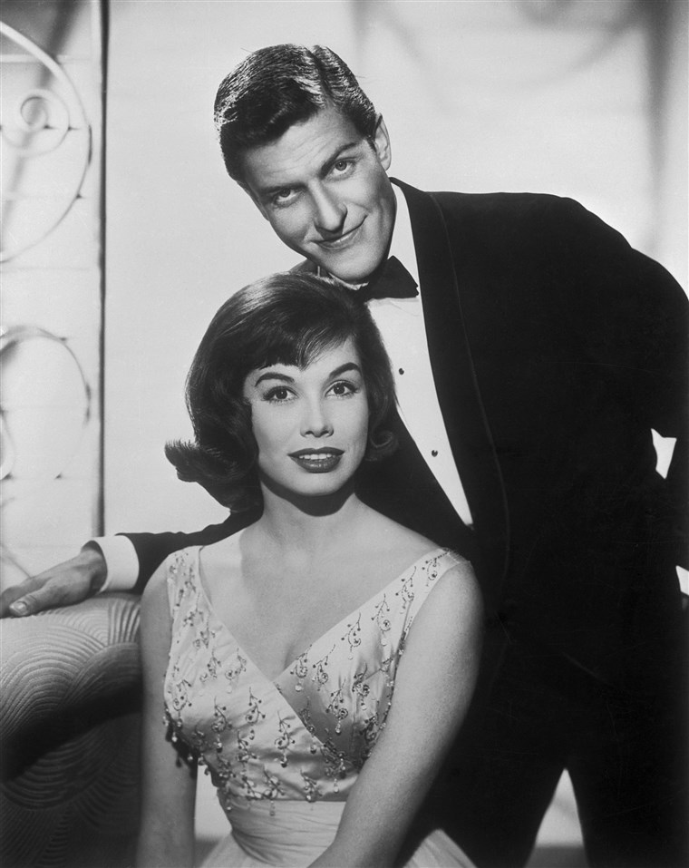 Maria Tyler Moore and Dick Van Dyke