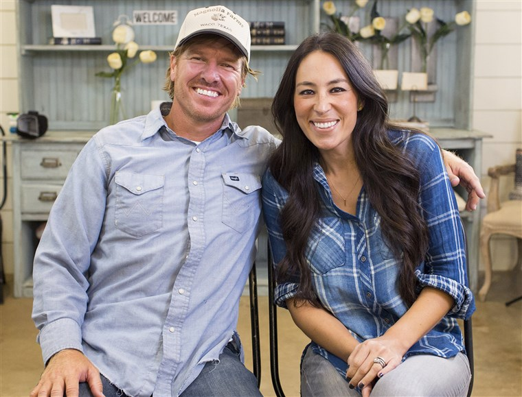 Beeld: Tour the Magnolia bakery, store and silos with Chip and Joanna Gaines