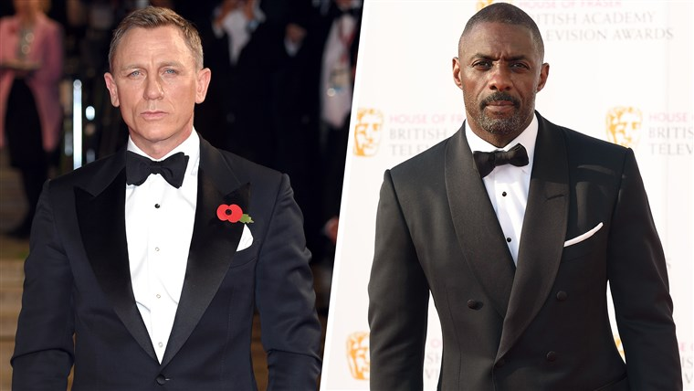 Idris Elba fuels speculation that he'll be the next James Bond