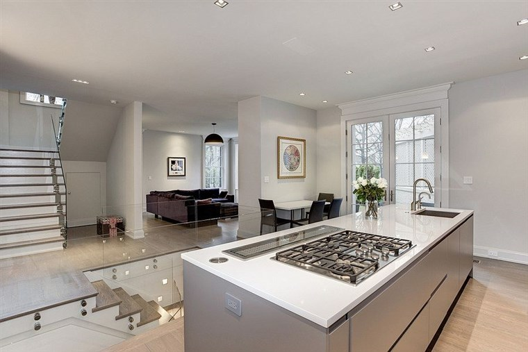 Ivanka Trump's Washington, D.C. home