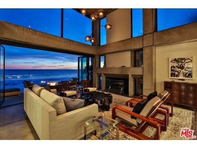Jillian Michaels' Malibu home