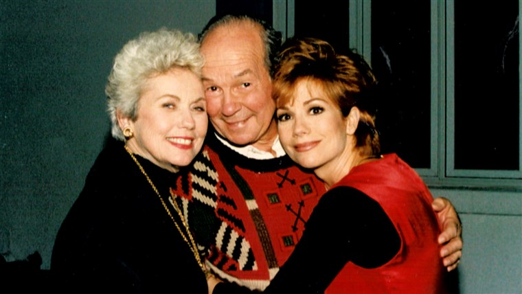 Kathie Lee and her parents