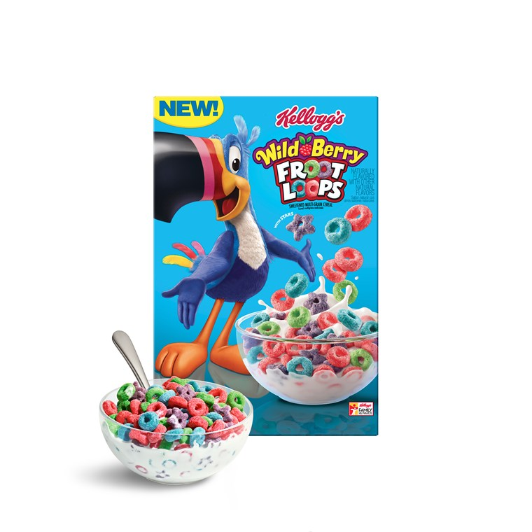 Liar berry is Froot Loops' first new flavor in 10 years.