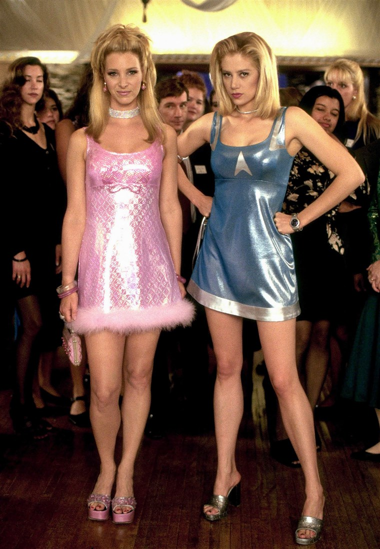 LISA KUDROW & MIRA SORVINO ROMY AND MICHELE'S HIGH SCHOOL REUNION (1997)