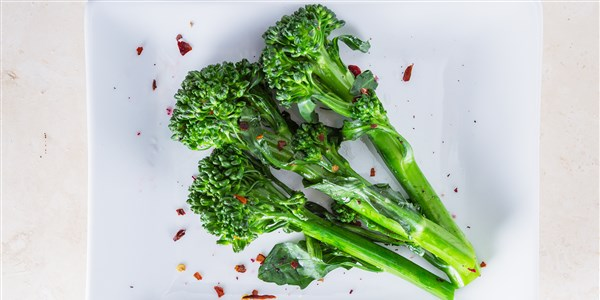 Ina Garten's Roasted Broccolini