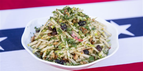 Zonnig Anderson's Easy Apple Slaw