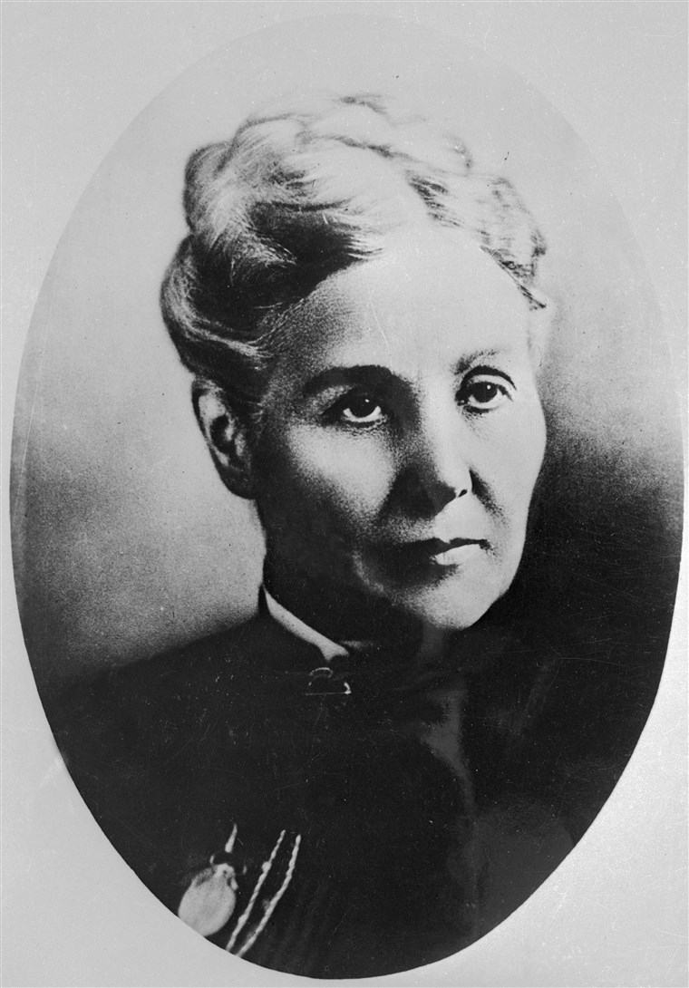 Mãe of Anna M. Jarvis, Founder of Mother's Day