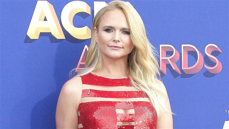 Miranda Lambert at 53rd Annual Academy Of Country Music Awards