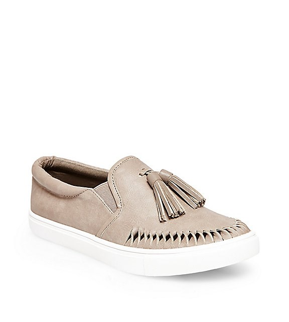 Steve Madden slip on sneakers