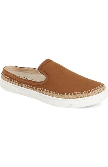 Ugg slip on sneakers