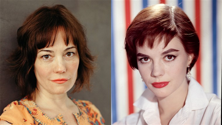 Natasha Gregson Wagner and Natalie Wood