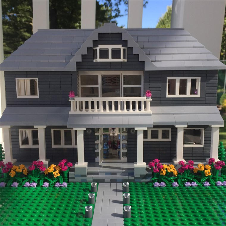 Quer to see your house in Lego bricks? Now you can.