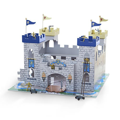 Imaginarium 2 in 1 medieval castle
