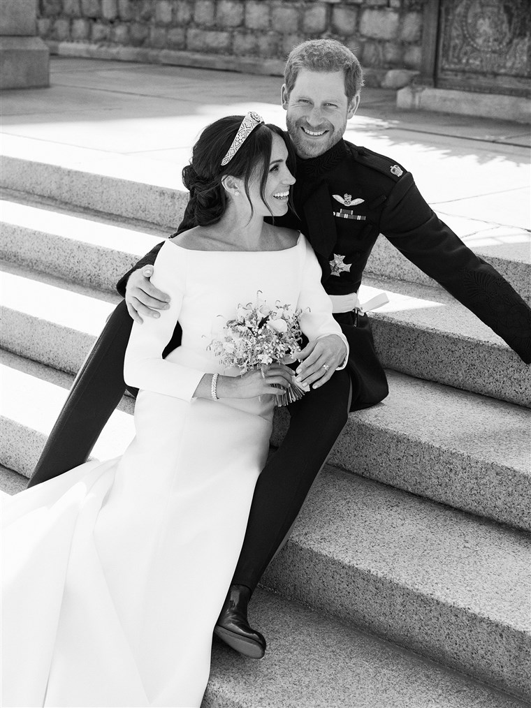Real wedding: Meghan Markle and Prince Harry