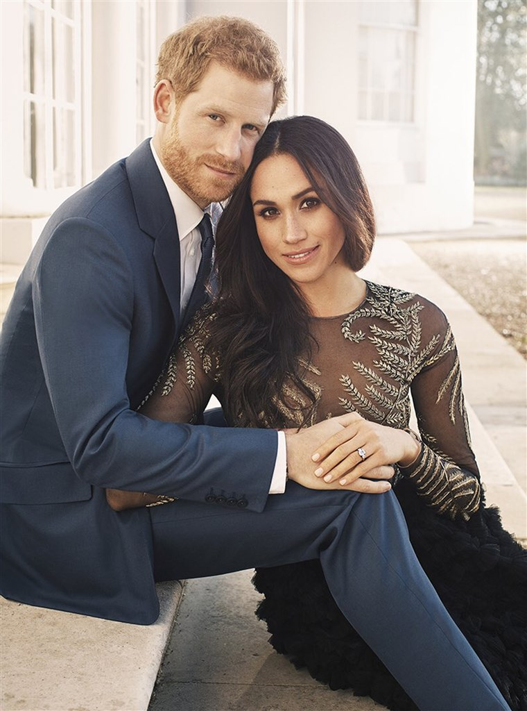 NOIVADO PHOTOGRAPHS OF PRINCE HARRY AND MEGHAN MARKLE