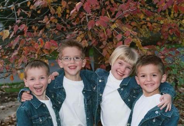 Michigan quadruplets who are all joining separate branches of the military