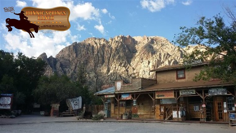 Bonnie Springs Ranch, Red Rock Canyon, Nevada