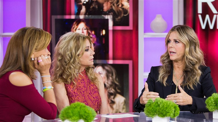 Rita Wilson on TODAY