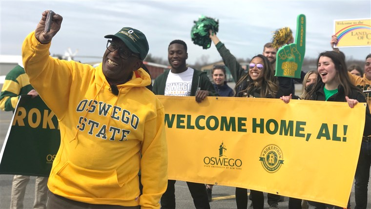 Rokerthon at Oswego, March 31st, 2017.