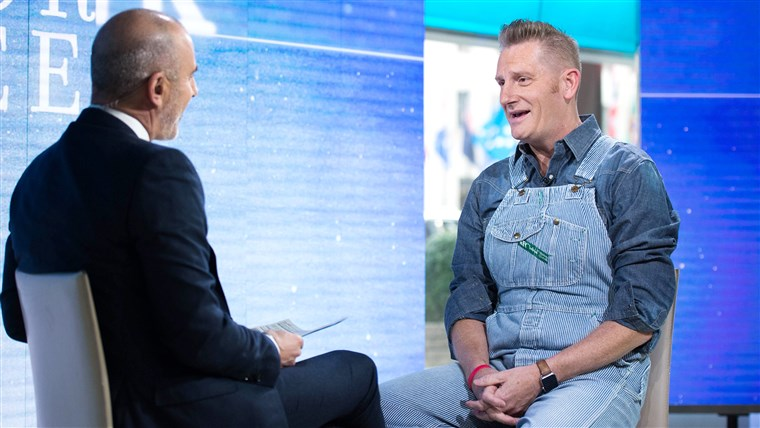 Rory Feek on TODAY